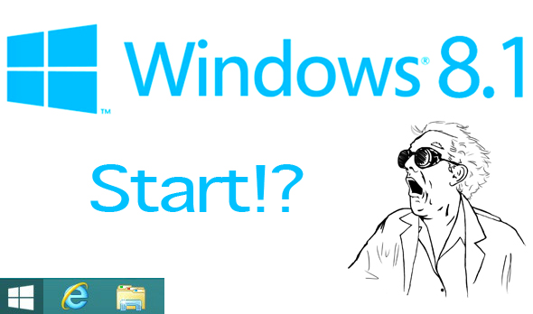 Photo of Aggiornamento a Windows 8.1 e il pulsante START?!