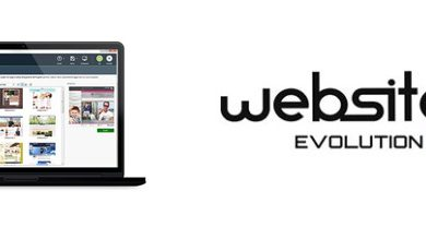 website x5 evolution creare un sito web