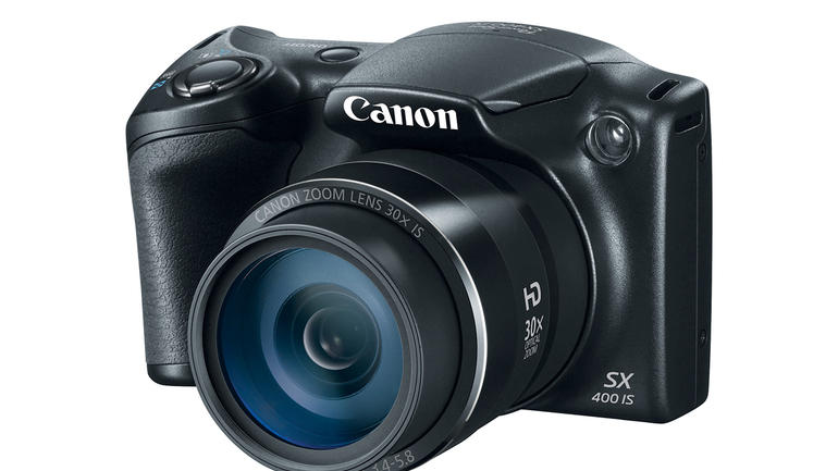 Photo of Un'eccellente fotocamera bridge: la Canon PowerShot SX400