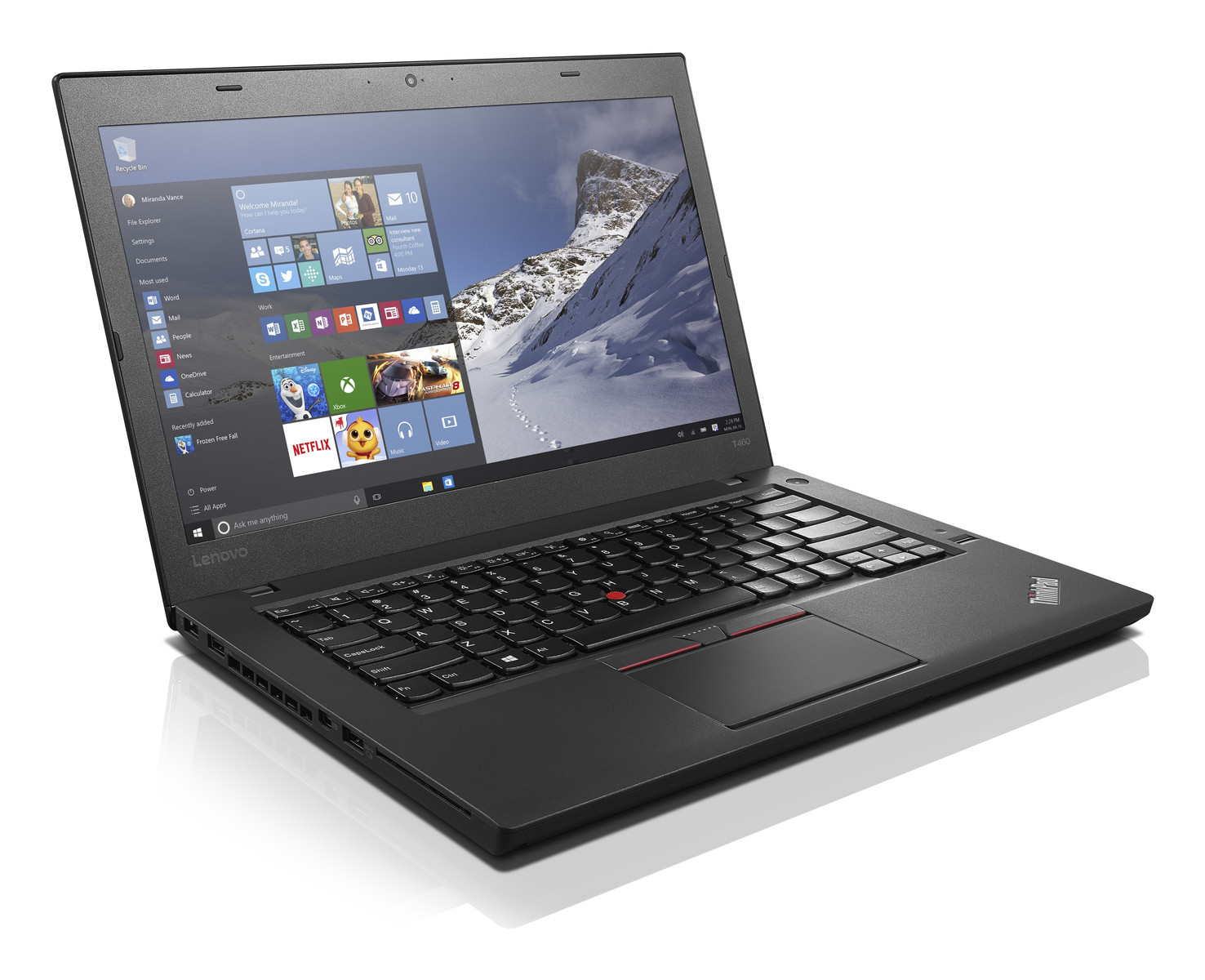 Photo of Il Lenovo ThinkPad T460: un ottimo laptop per il business